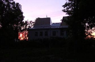 Остановка строительства Музея Героев